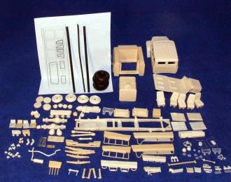 (KIT) Автоцистерна пожарная АЦ-1,6-40 (3308) ВЛ (лесное исполнение)