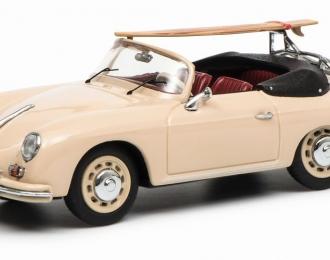 """Porsche 356 A Cabriolet """"Edition 70 years Porsche"""" (beige)"""