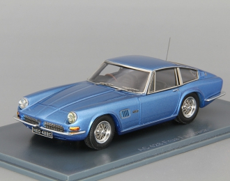 AC 428 Frua Fastback (1966), metallic light blue