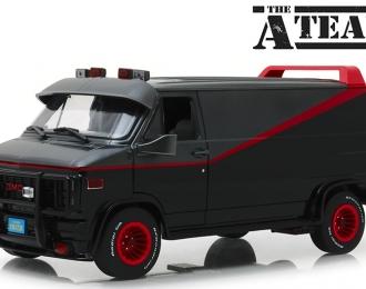 """GMC Vandura (фургон) 1983 (из телесериала 'Команда А"""")"""