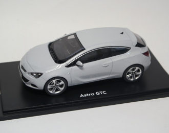 OPEL Astra J GTC, mineral white