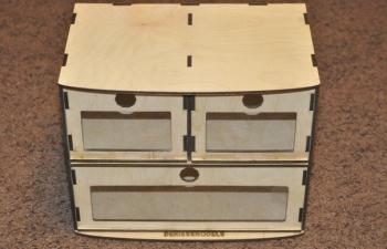 Модуль нижний 3 ящика