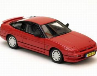NISSAN 200SX (S13) 1991, Red