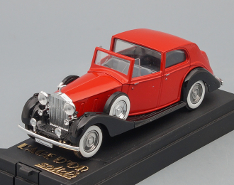 ROLLS ROYCE Coupe, red / black