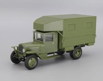 ЗиС-5В / ПАРМ, зеленый