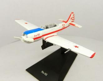 ЯК-52, Легендарные Самолеты 84