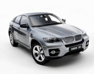 BMW X6 xDrive 50i (E71), SPACE GREY