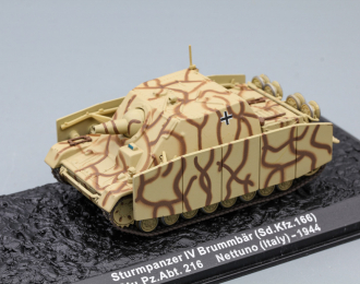 Sturmpanzer IV Brummbar (Sd.Kfz. 166) Stu.Pz.Abt. 216 Nettuno (italy) -1944