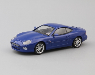 ASTON MARTIN DB7, blue