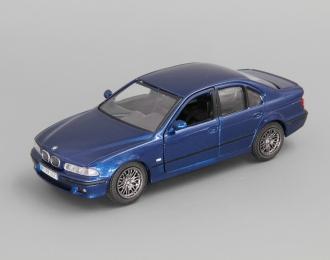 BMW M5 (E39), blue metallic