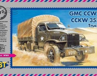 Сборная модель Грузовой автомобиль GMC CCW/CCKW 353