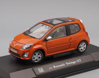 RENAULT Twingo GT, orange