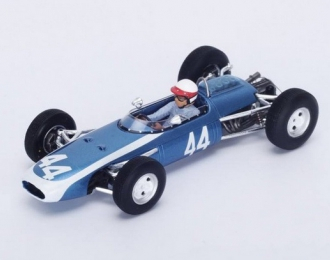 Brabham BT11 #44 6th French GP 1966 John Taylor