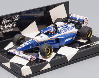 Williams Renault FW17 #6 (D.Coulthard)