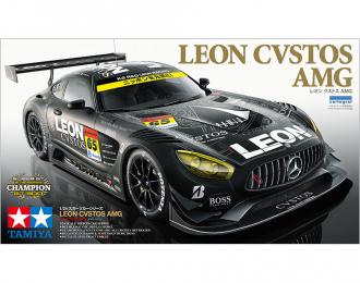 Сборная модель Mercedes LEON CVSTOS AMG