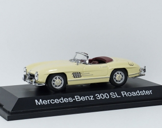 MERCEDES-BENZ 300 SL Roadster, beige