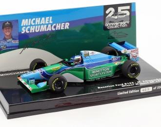 Benetton Ford B194  M. Schumacher Winner Monaco GP 1994