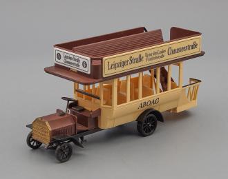 DAIMLER 1911, brown / beige