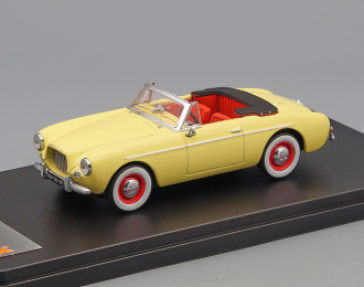 VOLVO P1900 Sport Convertible (1955), light yellow