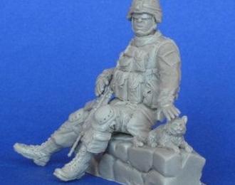 Современный Американский солдат (1)