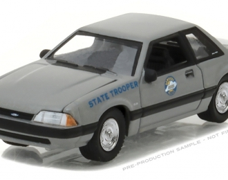 """FORD Mustang SSP """"KentuckyState Police"""" 1991"""