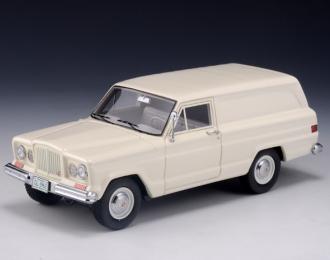 JEEP KAISER 4x4 Panel Delivery (фургон) 1962 Cream