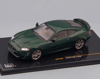 JAGUAR XKR-S (2010), british racing / with silver wheels
