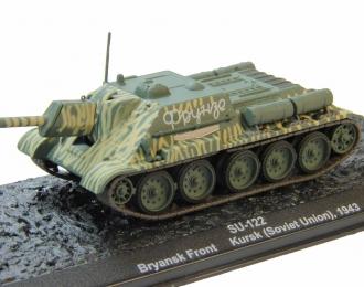 SU-122 Bryansk Front Kursk Soviet Union (1943), Автомобиль на Службе Спецвыпуск