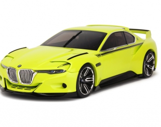 BMW 3.0 CSL Hommage (2015), lime green