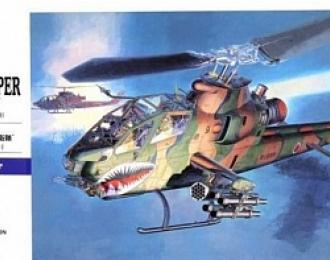 Сборная модель Вертолет Bell AH-1S Cobra