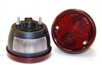 Фонарь задний ФП-101, комплект 10 шт., красный