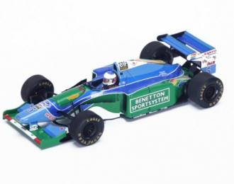 Benetton B194 #5 Winner Monaco GP 1994 Michael Schumacher