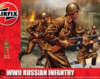 Сборная модель Советская пехота (Вторая мировая война)