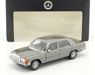 MERCEDES-BENZ 450 SEL 6.9 W116 (1976-1980), gray anthracite