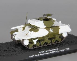 M-10 Tank Destroyer, 894 th Tank Battalion, Italy 1945