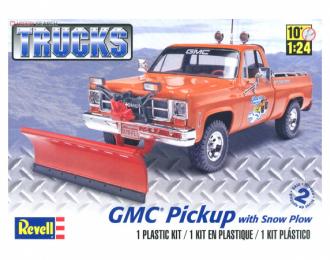 Сборная модель GMC со снегоочистителем Bausatz