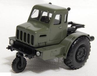 Сборная модель Одноосный тягач МАЗ-529 с передним опорным катком