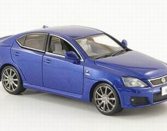 LEXUS IS-F 2009,  blue met