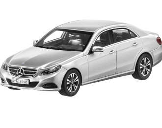 MERCEDES-BENZ E-Class W212 Facelift (2013), iridium silver