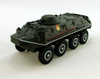 БТР-60ПБ танк, Русские танки 34