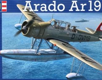 Сборная модель Немецкий самолет-разведчик Arado Ar 196B