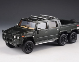 HUMMER H2 SUT6 Pick-up 6x6 2012 Black