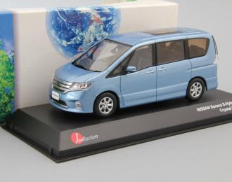 NISSAN Serena Highway Star S Hybrid C.Mist, blue