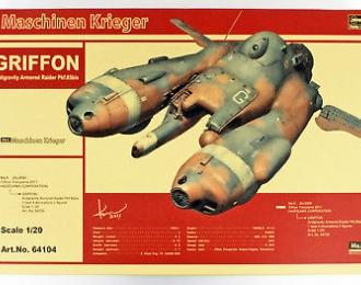 Сборная модель Antigravitiy Armored Raider Griffon