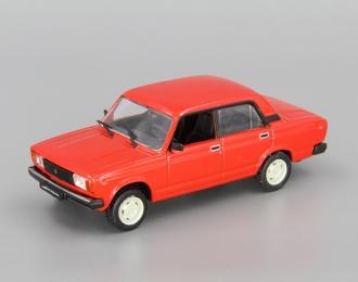 (Уценка!) ВАЗ 2105 Жигули, Автолегенды СССР 62, красный