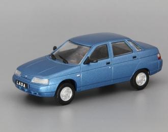 ВАЗ 2110 (1995-2007), Автолегенды СССР 226, голубой
