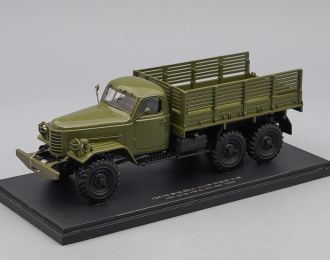 China Faw CA-30A Army Truck (1967), green