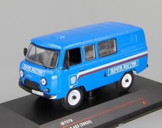 УАЗ 39625 Почта России (2005), голубой
