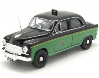 FIAT 1400 Rome (1955), Taksowki Swiata 15, green / black
