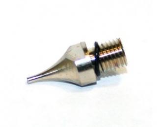 Материальное сопло для аэрографа, резьбовое, 0,5 мм